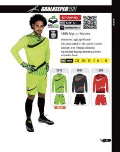Echipament fotbal de portar Kit Camp Nou