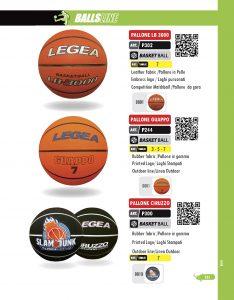 Mingi Basket Legea